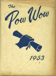 Page 1, 1953 Edition, Junction City High School - Pow Wow Yearbook (Junction City, KS) online yearbook collection