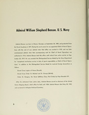 Page 10, 1945 Edition, Admiral W S Benson (AP 120) - Naval Cruise Book online yearbook collection