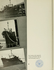 Page 12, 1945 Edition, Admiral W S Benson (AP 120) - Naval Cruise Book online yearbook collection