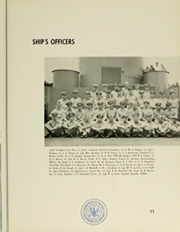 Page 17, 1945 Edition, Admiral W S Benson (AP 120) - Naval Cruise Book online yearbook collection