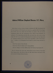 Page 10, 1946 Edition, Admiral W S Benson (AP 120) - Naval Cruise Book online yearbook collection