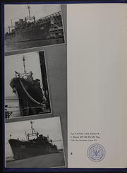 Page 12, 1946 Edition, Admiral W S Benson (AP 120) - Naval Cruise Book online yearbook collection