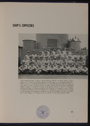 Page 17, 1946 Edition, Admiral W S Benson (AP 120) - Naval Cruise Book online yearbook collection