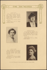Page 15, 1915 Edition, Dodge High School - Sou Wester Yearbook (Dodge City, KS) online yearbook collection