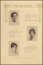 Page 16, 1915 Edition, Dodge High School - Sou Wester Yearbook (Dodge City, KS) online yearbook collection