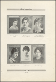 Page 13, 1920 Edition, Dodge High School - Sou Wester Yearbook (Dodge City, KS) online yearbook collection
