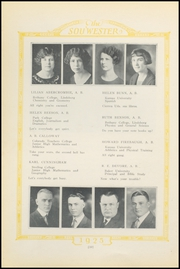 Page 14, 1925 Edition, Dodge High School - Sou Wester Yearbook (Dodge City, KS) online yearbook collection
