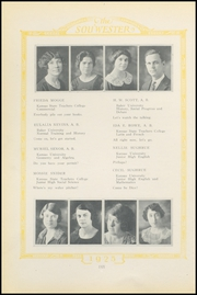 Page 16, 1925 Edition, Dodge High School - Sou Wester Yearbook (Dodge City, KS) online yearbook collection