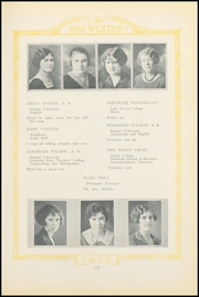 Page 17, 1925 Edition, Dodge High School - Sou Wester Yearbook (Dodge City, KS) online yearbook collection