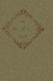 Dodge High School - Sou Wester Yearbook (Dodge City, KS) online yearbook collection, 1928 Edition, Page 1