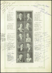 Page 13, 1931 Edition, Dodge High School - Sou Wester Yearbook (Dodge City, KS) online yearbook collection