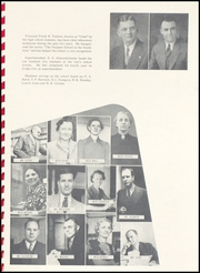 Page 11, 1939 Edition, Dodge High School - Sou Wester Yearbook (Dodge City, KS) online yearbook collection