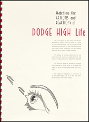 Page 7, 1939 Edition, Dodge High School - Sou Wester Yearbook (Dodge City, KS) online yearbook collection