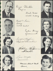 Page 13, 1946 Edition, Dodge High School - Sou Wester Yearbook (Dodge City, KS) online yearbook collection