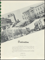 Page 9, 1946 Edition, Dodge High School - Sou Wester Yearbook (Dodge City, KS) online yearbook collection