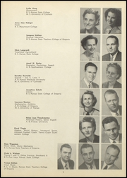 Page 11, 1948 Edition, Dodge High School - Sou Wester Yearbook (Dodge City, KS) online yearbook collection