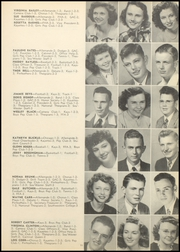 Page 17, 1948 Edition, Dodge High School - Sou Wester Yearbook (Dodge City, KS) online yearbook collection