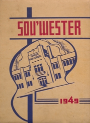 Dodge High School - Sou Wester Yearbook (Dodge City, KS) online yearbook collection, 1949 Edition, Page 1