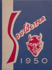 1950 Edition, Dodge High School - Sou Wester Yearbook (Dodge City, KS)