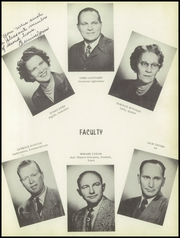 Page 11, 1952 Edition, Dodge High School - Sou Wester Yearbook (Dodge City, KS) online yearbook collection