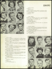 Page 16, 1952 Edition, Dodge High School - Sou Wester Yearbook (Dodge City, KS) online yearbook collection