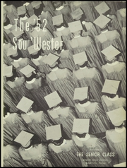 Page 5, 1952 Edition, Dodge High School - Sou Wester Yearbook (Dodge City, KS) online yearbook collection