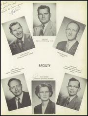 Page 9, 1952 Edition, Dodge High School - Sou Wester Yearbook (Dodge City, KS) online yearbook collection