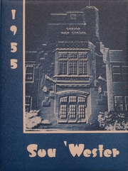 1955 Edition, Dodge High School - Sou Wester Yearbook (Dodge City, KS)