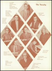 Page 11, 1957 Edition, Dodge High School - Sou Wester Yearbook (Dodge City, KS) online yearbook collection