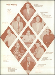 Page 12, 1957 Edition, Dodge High School - Sou Wester Yearbook (Dodge City, KS) online yearbook collection