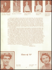 Page 14, 1957 Edition, Dodge High School - Sou Wester Yearbook (Dodge City, KS) online yearbook collection