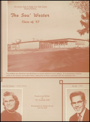 Page 7, 1957 Edition, Dodge High School - Sou Wester Yearbook (Dodge City, KS) online yearbook collection
