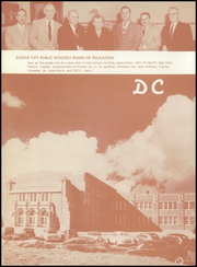 Page 8, 1957 Edition, Dodge High School - Sou Wester Yearbook (Dodge City, KS) online yearbook collection