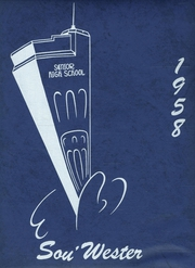 1958 Edition, Dodge High School - Sou Wester Yearbook (Dodge City, KS)