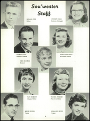 Page 12, 1958 Edition, Dodge High School - Sou Wester Yearbook (Dodge City, KS) online yearbook collection