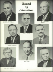 Page 8, 1958 Edition, Dodge High School - Sou Wester Yearbook (Dodge City, KS) online yearbook collection