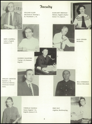 Page 9, 1958 Edition, Dodge High School - Sou Wester Yearbook (Dodge City, KS) online yearbook collection