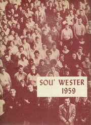 1959 Edition, Dodge High School - Sou Wester Yearbook (Dodge City, KS)