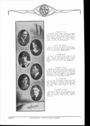 Page 15, 1924 Edition, Emporia High School - Re Echo Yearbook (Emporia, KS) online yearbook collection
