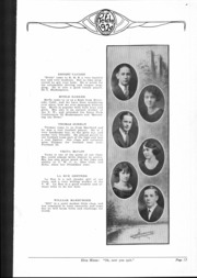 Page 16, 1924 Edition, Emporia High School - Re Echo Yearbook (Emporia, KS) online yearbook collection
