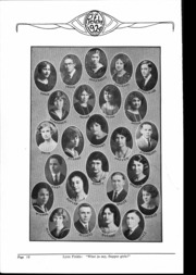 Page 9, 1924 Edition, Emporia High School - Re Echo Yearbook (Emporia, KS) online yearbook collection