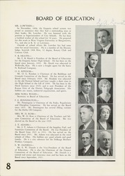 Page 12, 1934 Edition, Emporia High School - Re Echo Yearbook (Emporia, KS) online yearbook collection