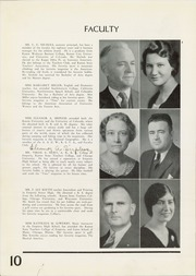 Page 14, 1934 Edition, Emporia High School - Re Echo Yearbook (Emporia, KS) online yearbook collection