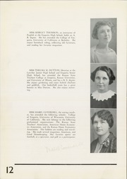 Page 16, 1934 Edition, Emporia High School - Re Echo Yearbook (Emporia, KS) online yearbook collection
