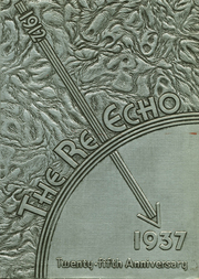 Page 1, 1937 Edition, Emporia High School - Re Echo Yearbook (Emporia, KS) online yearbook collection