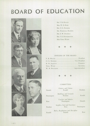 Page 16, 1937 Edition, Emporia High School - Re Echo Yearbook (Emporia, KS) online yearbook collection