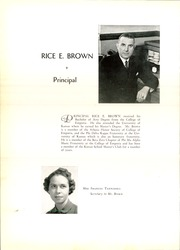 Page 12, 1939 Edition, Emporia High School - Re Echo Yearbook (Emporia, KS) online yearbook collection