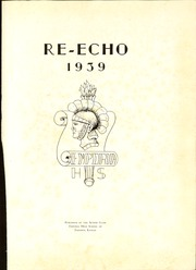 Page 5, 1939 Edition, Emporia High School - Re Echo Yearbook (Emporia, KS) online yearbook collection