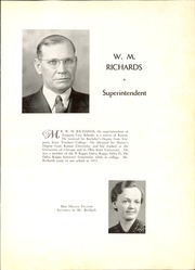 Page 7, 1939 Edition, Emporia High School - Re Echo Yearbook (Emporia, KS) online yearbook collection