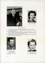 Page 11, 1943 Edition, Emporia High School - Re Echo Yearbook (Emporia, KS) online yearbook collection
